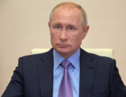 Russian President Vladimir Putin has denied meddling in US elections.
