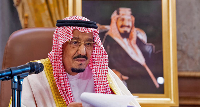 President Buhari Wishes Saudi Ruler, King Salman Speedy Recovery