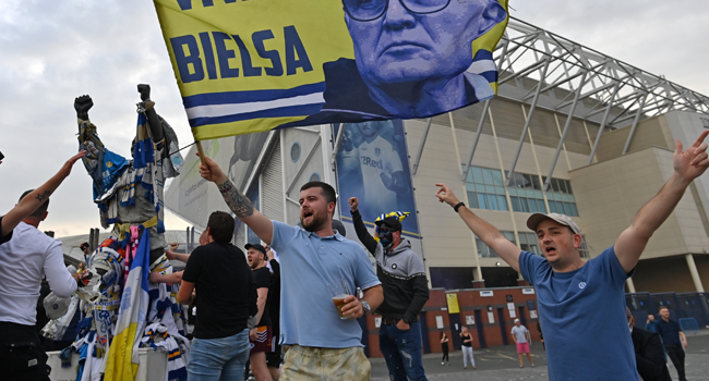 Leeds Promoted To English Premier League