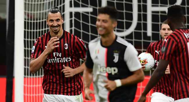 'I'm President, Coach And Player,' Says Ibrahimovic After Inspiring Milan