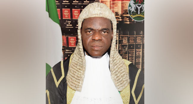 Federal High Court Chief Judge Tests Negative For COVID-19