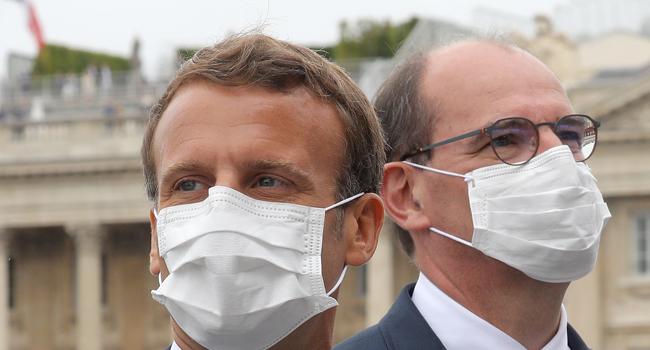 Macron Announces New Coronavirus Lockdown For France