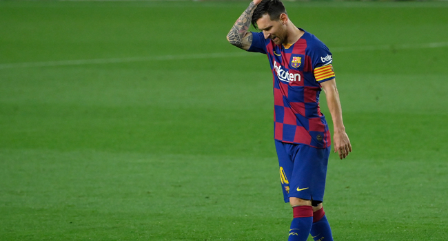 Messi Weighs Up Pre-Season Return As Barca Insist On $833m Release Clause