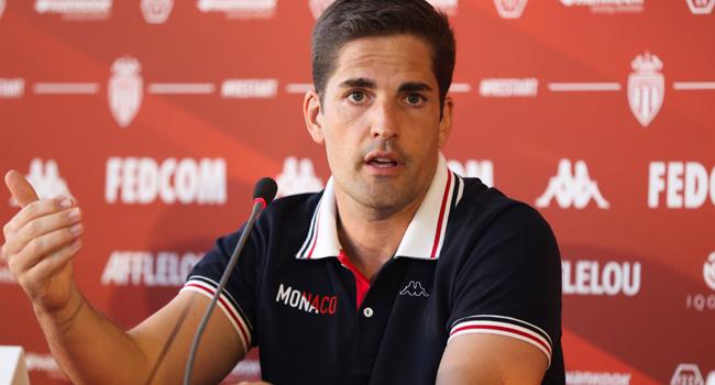 Ligue 1 Club Monaco Sack Coach Moreno