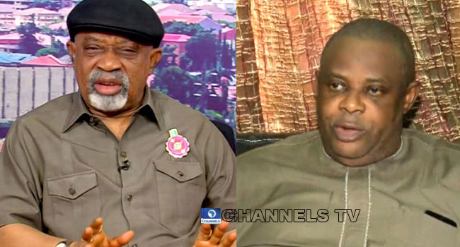 Ngige Threatens Legal Action Against Faleke Over NSITF Comments