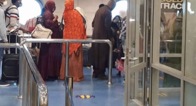 270 Stranded Nigerians To Return From Egypt