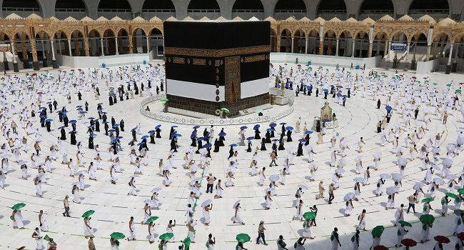 COVID-19: Saudi To Allow Only 'Immunised' Pilgrims To Mecca