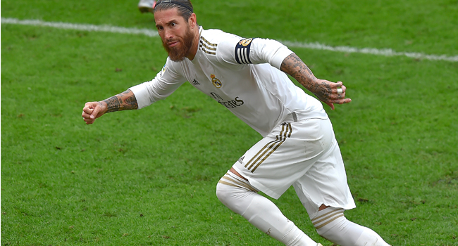 Ramos Scores 22nd Consecutive Penalty As Madrid Beat Bilbao
