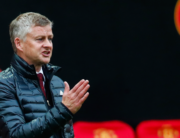 Manchester United's Norwegian manager Ole Gunnar Solskjaer reacts during the English Premier League football match between Manchester United and Bournemouth at Old Trafford in Manchester, north west England, on July 4, 2020. Clive Brunskill / POOL / AFP