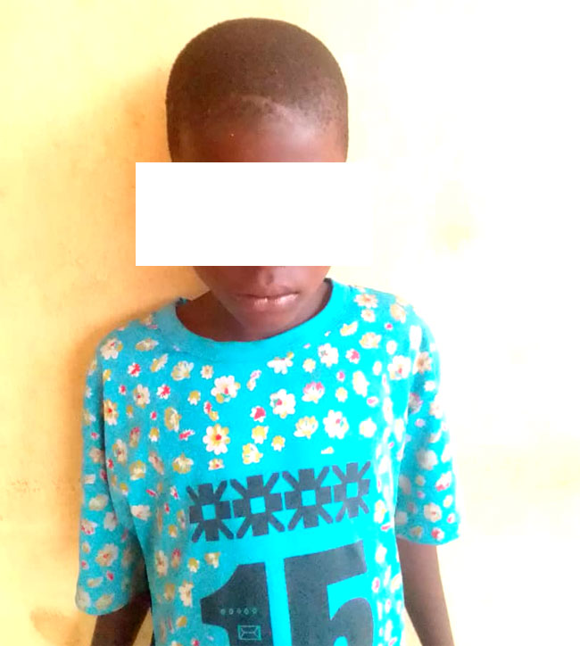 The police have found a missing boy said to have trekked from Nnewi to Awka, the Anambra State capital