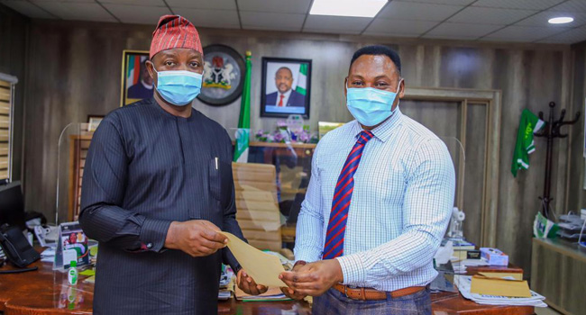 President Buhari Appoints Amokachi As Special Assistant On Sports