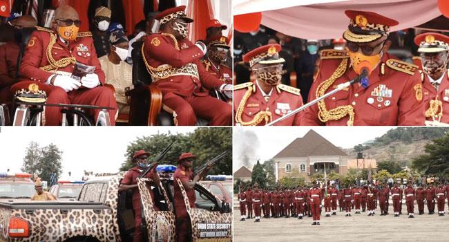 Ondo Govt Inaugurates Amotekun Corps