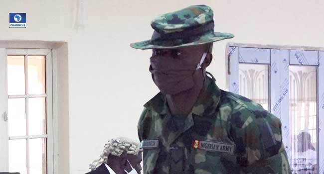 Murder: Court Martial Sentences Soldier To 55 Years Imprisonment