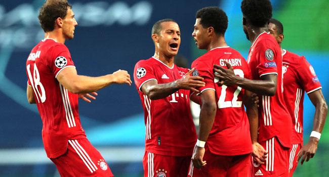 Bayern Munich Set To Sign Roca, Choupo-Moting – Reports