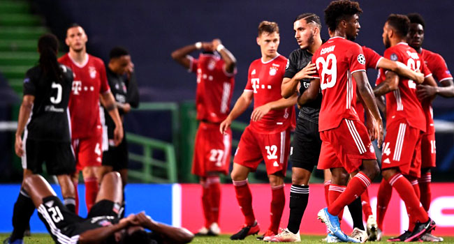 Bayern Beat Lyon To Set Up Champions League Final Showdown With PSG