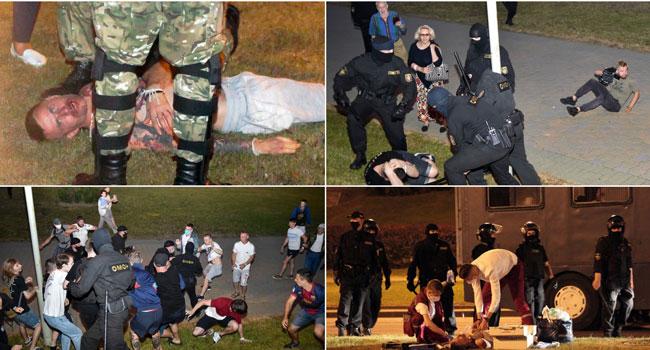 Protester Killed, Dozens Arrested In Belarus Unrest – Rights Group