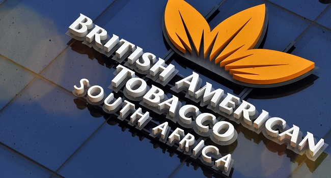 British American Tobacco Faces South African Govt Over Cigarette Ban
