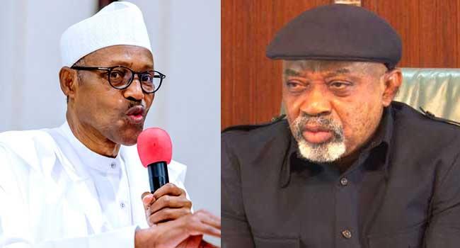 Buhari Felicitates With Ngige On 68th Birthday