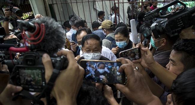 Canadian Pastor Jailed In Myanmar For Defying Coronavirus Ban