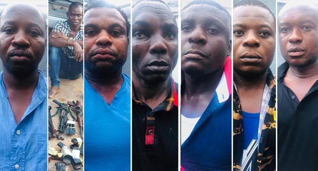 Ebonyi Bullion Van Attack: Soldier, Dismissed Colleague, Five Others Arrested
