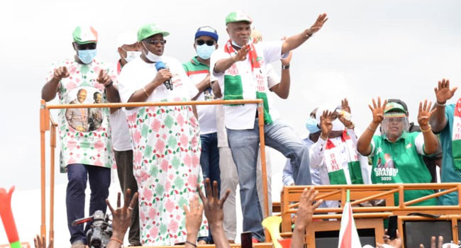Edo Election: PDP Completes Wards Campaign, Thanks Supporters For Their Patience