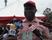 Senator Ike Ekweremadu speaks about the crisis in Edo State.
