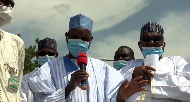 Governor Masari Seeks Better Protection For Victims As Hundreds Rally Against Rape