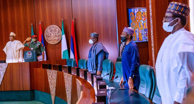 Bitter, Unnecessary Disputes Costing APC Seats In Elections, Buhari Decries
