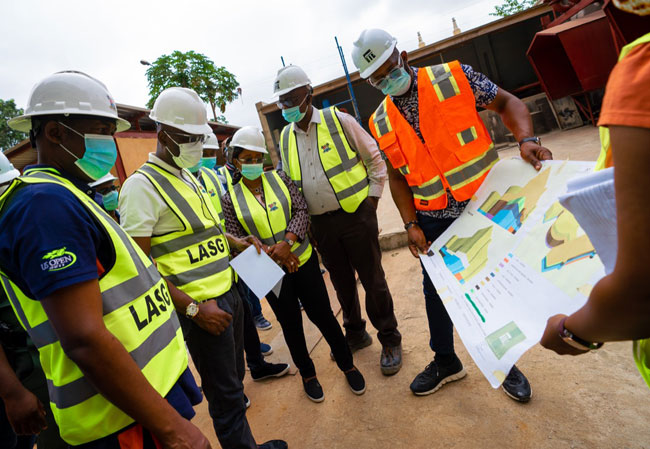 Lagos Govt Targets December To Deliver Iconic Office Projects