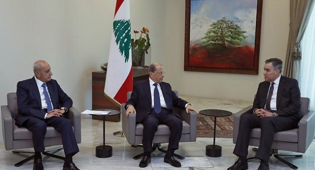Lebanese President In Talks With Parliament To Name New Premier