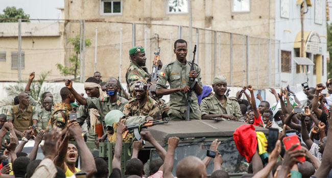 Mali Wakes Up To Military Rule After President Forced Out