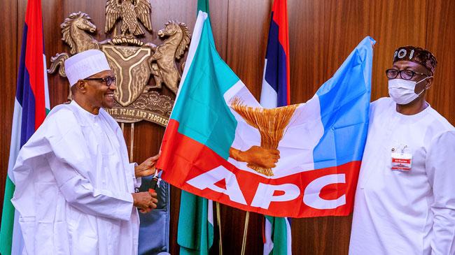Buhari Endorses Osagie Ize-Iyamu As APC Candidate For Edo Election
