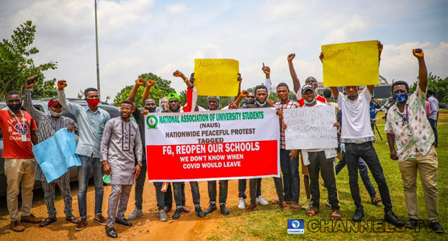 Tension Surrounding June 12 Forced Us To Cancel Protest – Nigerian Students