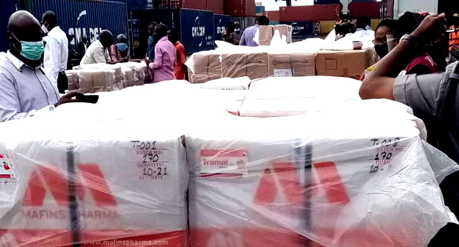 NDLEA Uncovers New Route For Banned Drugs Import