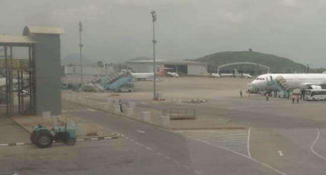175 Nigerians Stranded In Uganda Return Home