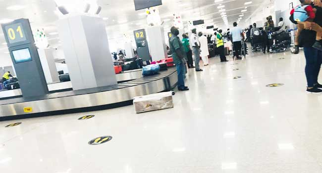 300 More Stranded Nigerians Return From US