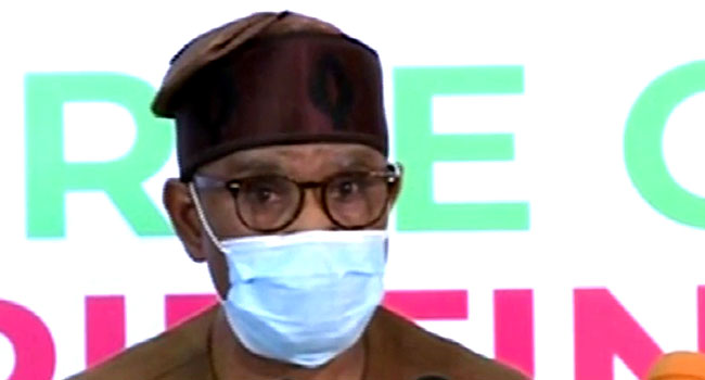 FG Worried About Resurgence Of COVID-19 Infection Among Health Workers