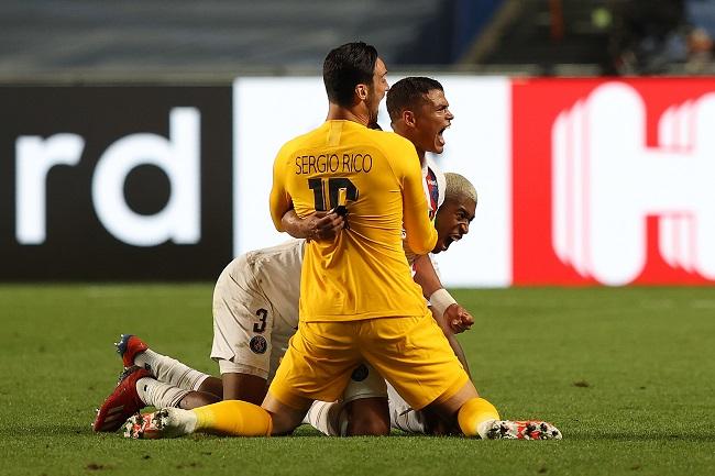 PSG Produce Late Comeback To Beat Atalanta And Reach Champions League Semis