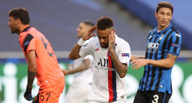 Neymar Insists PSG Always Knew They Could Win After Atalanta Triumph