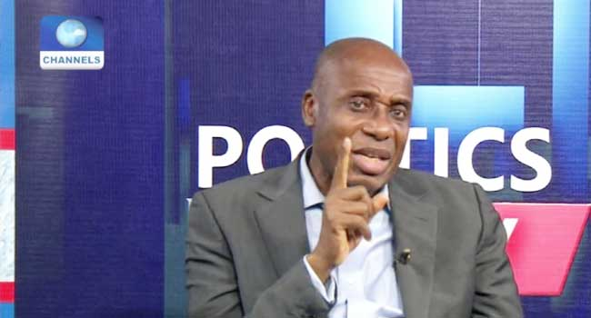 China Loans: Why I Told Reps Not To Probe Too Much – Amaechi