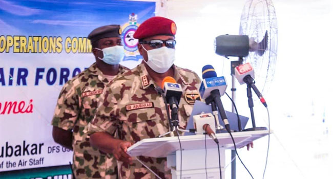 Why I Join Frontline Troops For Launch During Festivities – Air Force Chief
