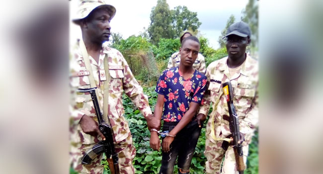 Security Operatives Rearrest Another Escaped Prisoner In Plateau