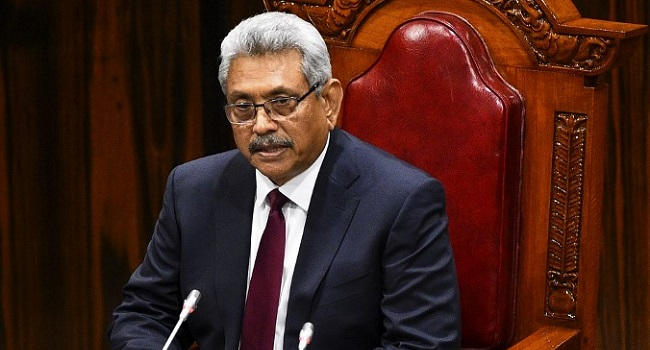 Sri Lanka President Vows To Scrap Reforms Limiting His Power