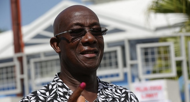 Trinidad PM Predicts Win In Election With Heavy Turnout Despite Pandemic