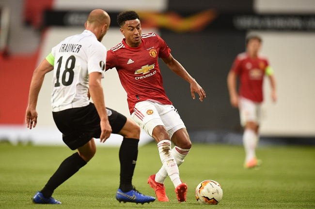 Manchester United, Inter Milan Reach Europa League Last Eight
