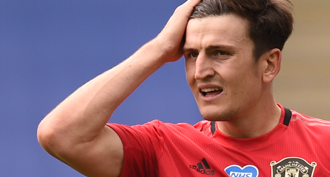 Man Utd Captain, Harry Maguire, Released From Police Custody In Greece