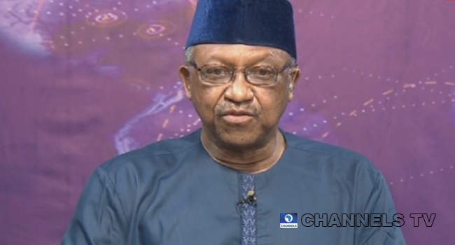 Minister of Health, Osagie Ehanire, made an appearance on Channels Television's News At 10 on August 25, 2020.