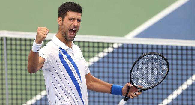Djokovic Rallies To Beat Raonic In US Open Tune-Up Final