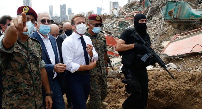 Lebanon To Choose New Prime Minister As Macron Visits, Again