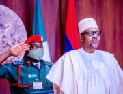 President Muhammadu Buhari inaugurated party consultative committee on August 31, 2020.